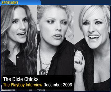 Dixie Chicks Interviews
