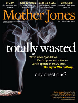 Mother Jones Drug Cover