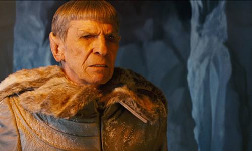 The Night Stalkers Spock-Prime