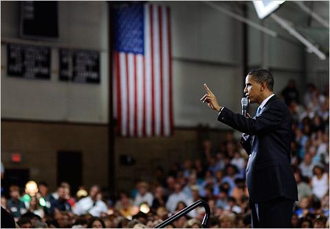 Obama Portsmouth
