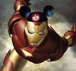 Iron Man Mickey