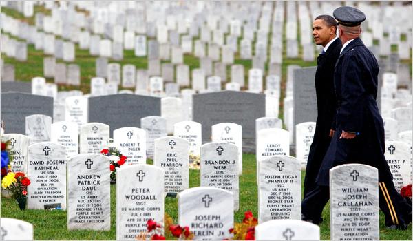 Obama Arlington
