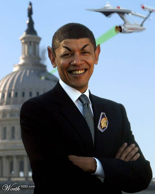 obama spock 2 It's still by far one of the best celebrity sex tapes on the market and ...
