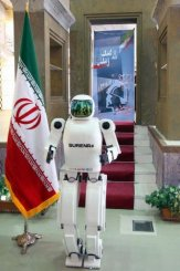 Iranian Robot Pre-Cylon