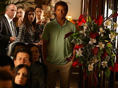Dexter Rita's Funeral