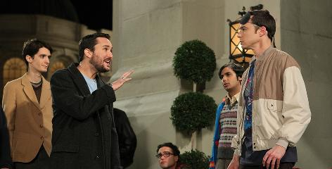 Evil Wil Wheaton Big Bang Theory