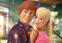 Toy Story Barbie Ken