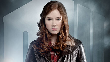 Karen Gillan Amy Pond Doctor Who