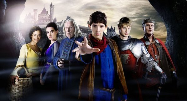 Merlin – Fantasy TV Show Review