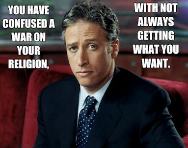 jon stewart religious freedom quote