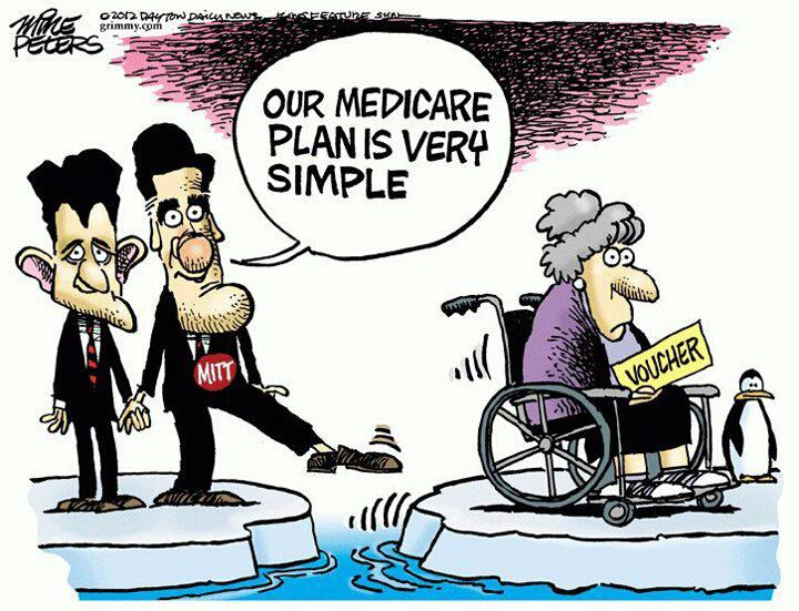 romney ryan plan for medicare 