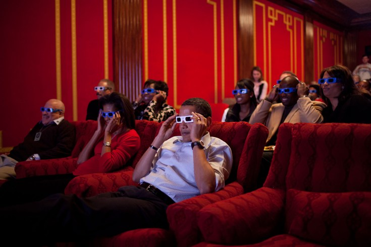 Obama 3D Glasses