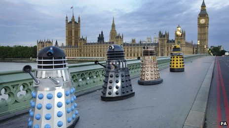 Daleks London