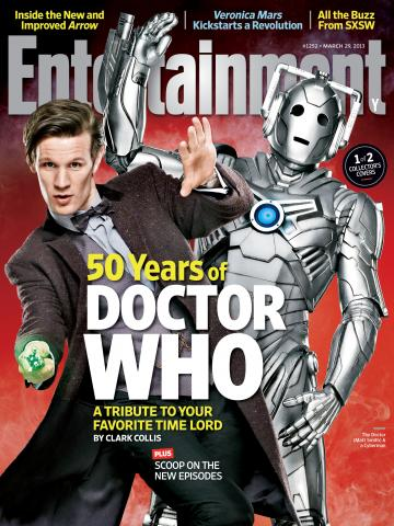 Doctor WhoEntertainementWeekly1