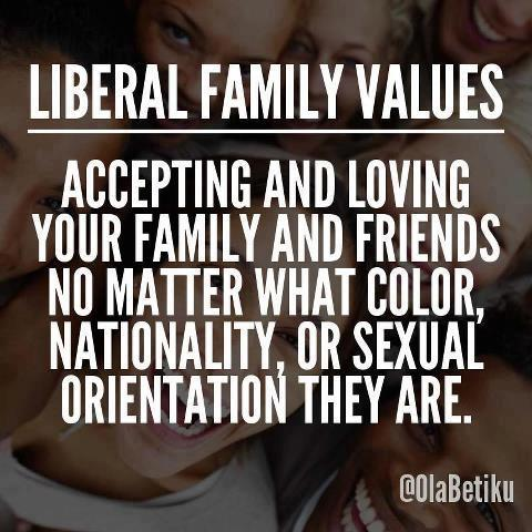 Liberal Family Values