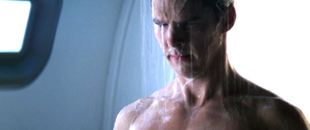 Cumberbatch Shower