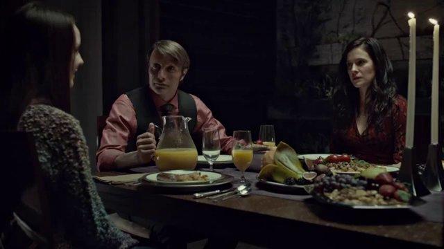 Hannibal Family Dinner