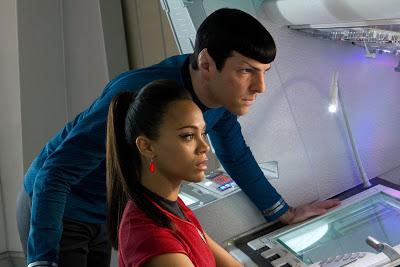 Spock Uhura