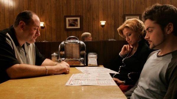 Sopranos Diner