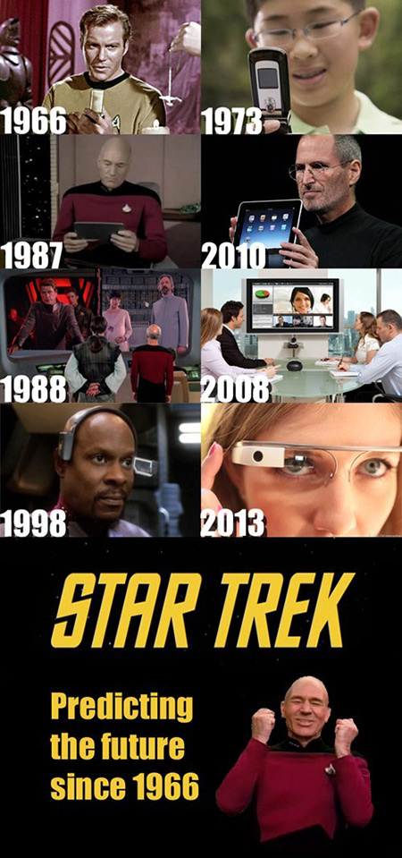 Star Trek Science