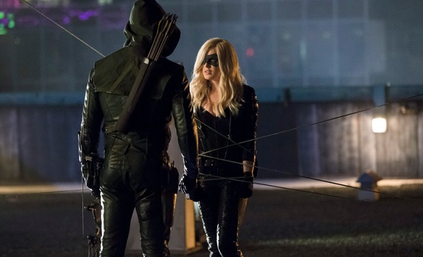 Arrow Crucible Black Canary