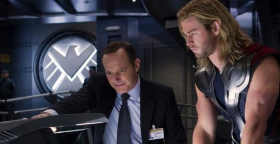 Thor Agent Coulson