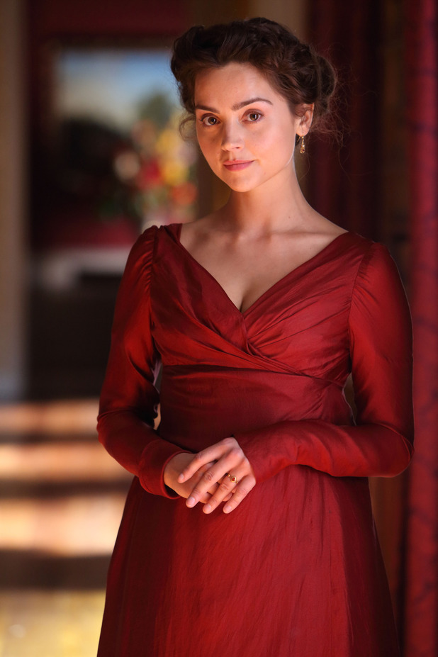 Jenna Coleman-death-comes-to-pemberley