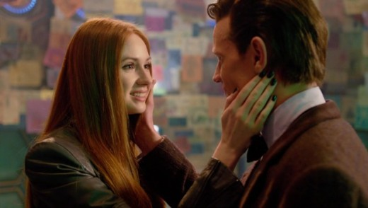 Time of the Doctor Amy Pond