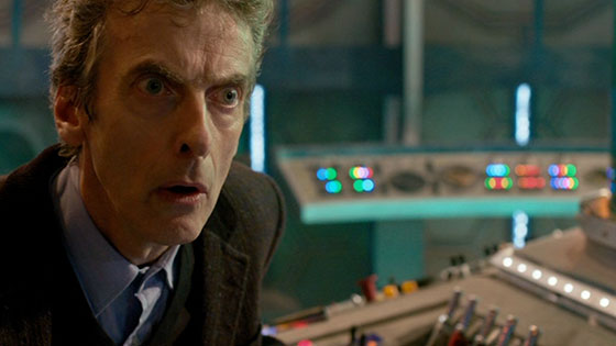 Time of the Doctor Peter Capaldi