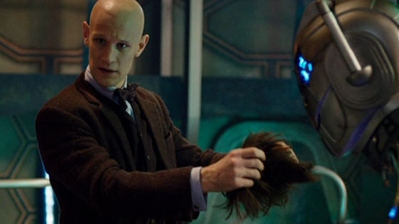 Time of the Doctor Wig