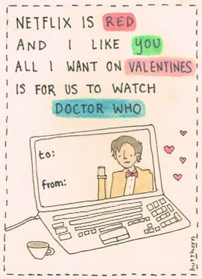 Doctor Who Valentines4