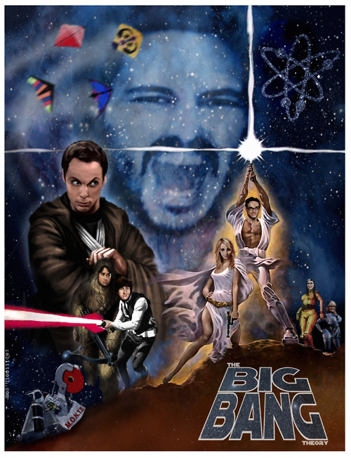 Big Bang Star Wars