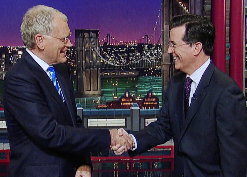 Colbert Letterman