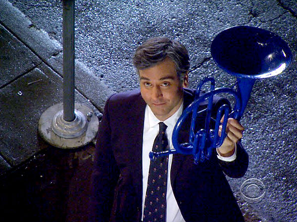 himym blue french horn
