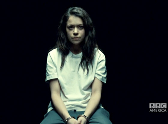 Orphan Black Sarah Surrendered