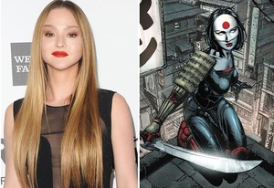 Arrow Devon Aoki