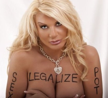 Legalize Pot and Sex