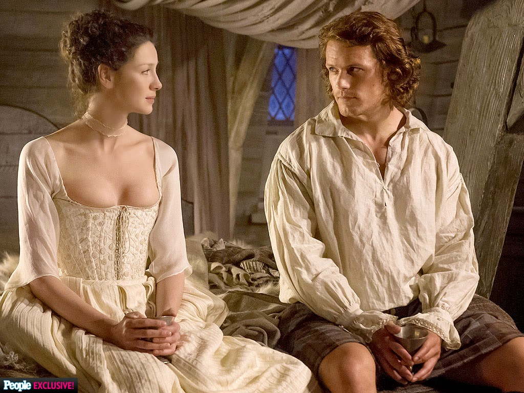 Outlander The Wedding