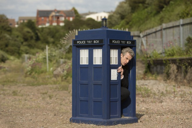 DoctorWho Flatline