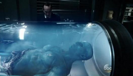 Agents of SHIELD Blue Alien