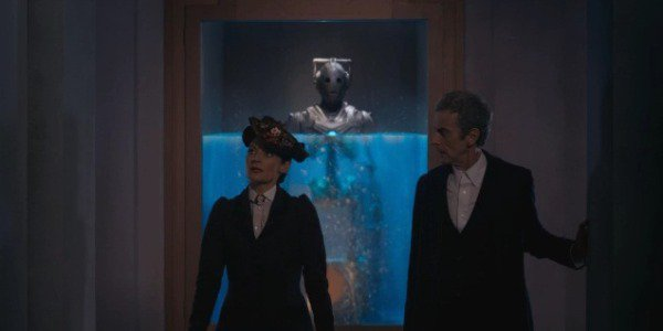 Doctor Who Black Water