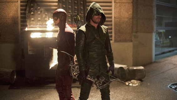 Flash vs Arrow