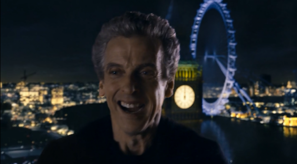 Doctor Who Last Christmas Sleigh Ride