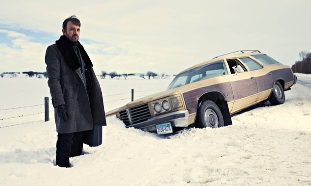 Billy Bob Thornton stars as Lorne Malvo in the Emmy award-winning series Fargo