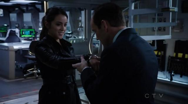 Agents of Shield Coulson Skye