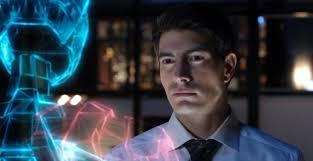 Arrow Ray Palmer Atom Suit