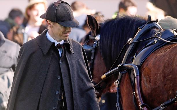 Sherlock Victorian England