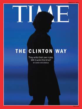 Time The Clinton Way
