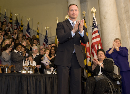 Martin O'Malley Marriage-Bill-Signing-440px