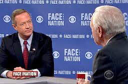 O'Malley Face The Nation